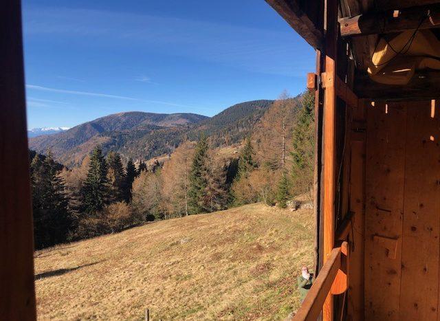 1 piano balcone con vista